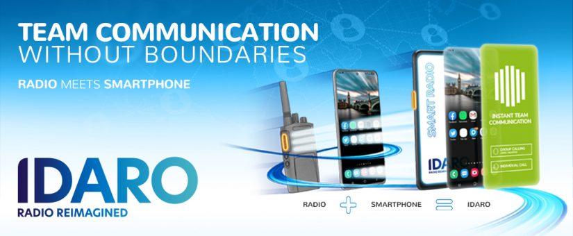 Introducing IDARO: A Revolution in Team Communications